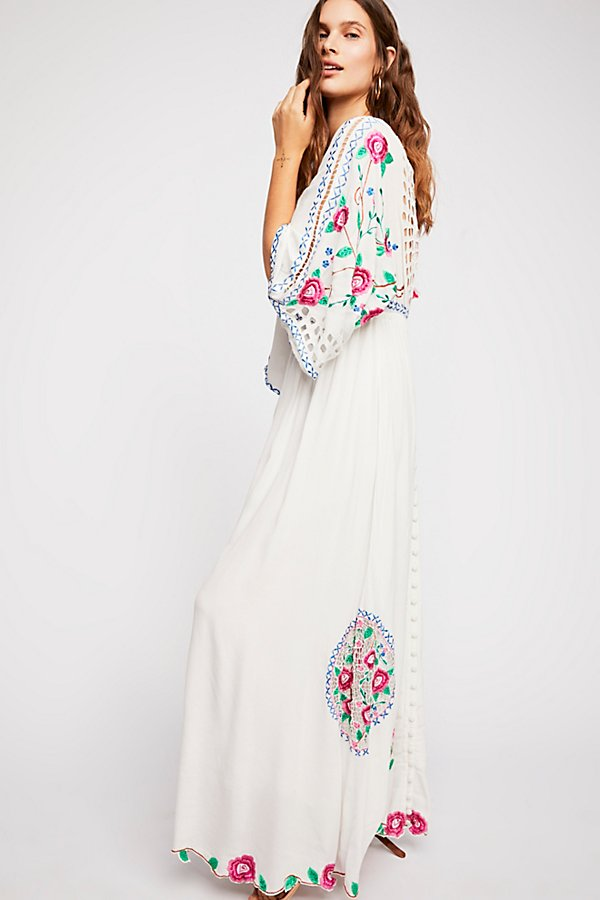 Slide View 1: Is There Love On Mars Maxi Dress