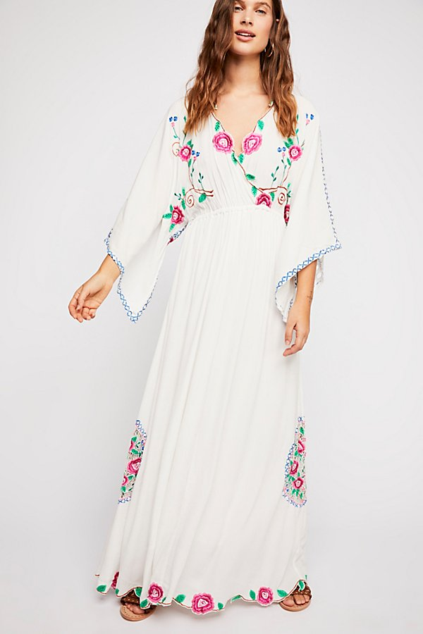 Slide View 2: Is There Love On Mars Maxi Dress