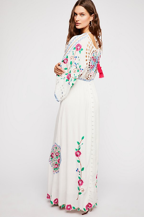 Slide View 3: Is There Love On Mars Maxi Dress
