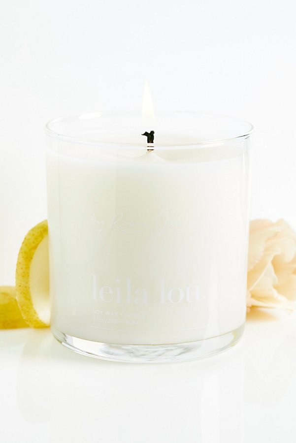 Slide View 1: Soy Wax Candle By Rosie Jane