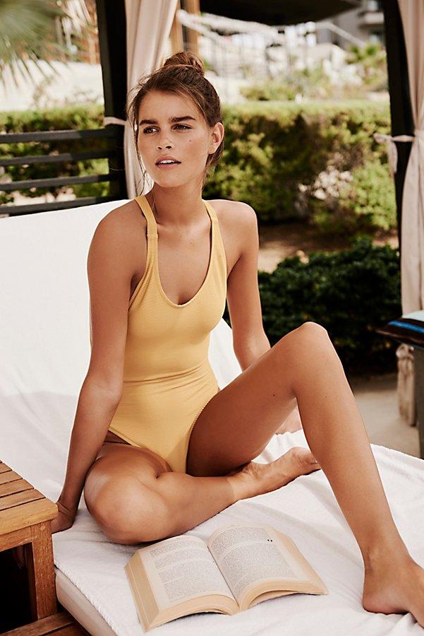 Slide View 1: Glow One-Piece Swimsuit
