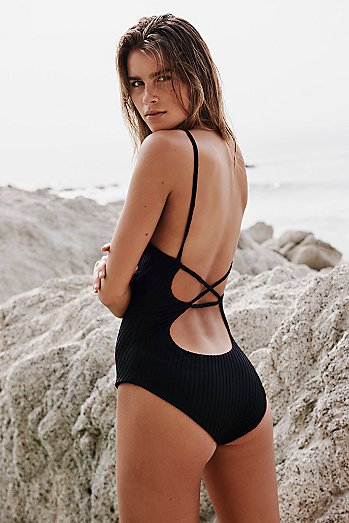 Zac One-Piece Swimsuit