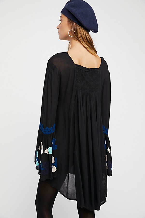 Slide View 2: So In Love Embroidered Tunic