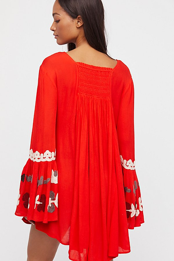Slide View 3: So In Love Embroidered Tunic
