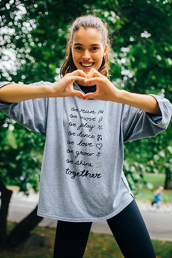 Slide View 1: Move Together Tee