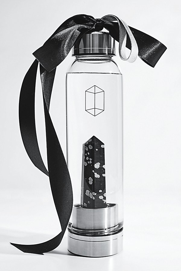 Slide View 5: Glacce Exclusive Crystal Water Bottle