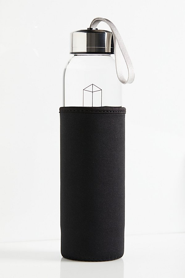 Slide View 4: Glacce Exclusive Crystal Water Bottle