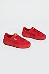 Thumbnail View 2: Suede Platform Trace VD Sneaker