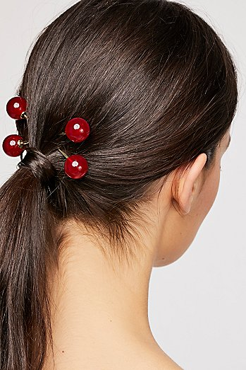 Criss Cross Hair Pins