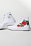 Thumbnail View 1: Embroidered Rose Hi Top Trainer
