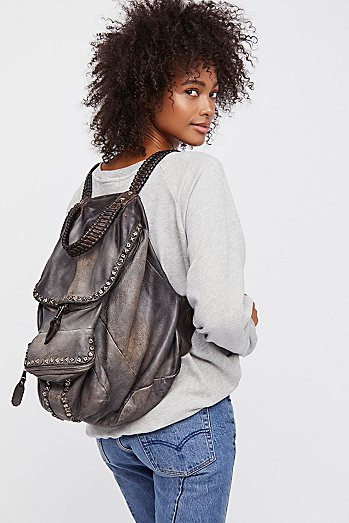 Hayworth Distressed Backpack