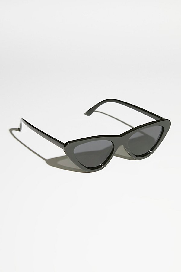 Slide View 3: Vienna Cat Eye Sunglasses