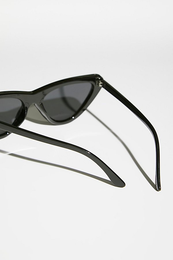 Slide View 5: Vienna Cat Eye Sunglasses