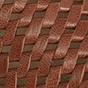 棕褐色编织