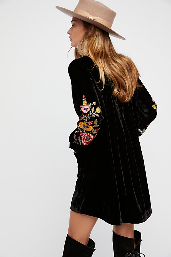 Slide View 2: Mia Embroidered Dress