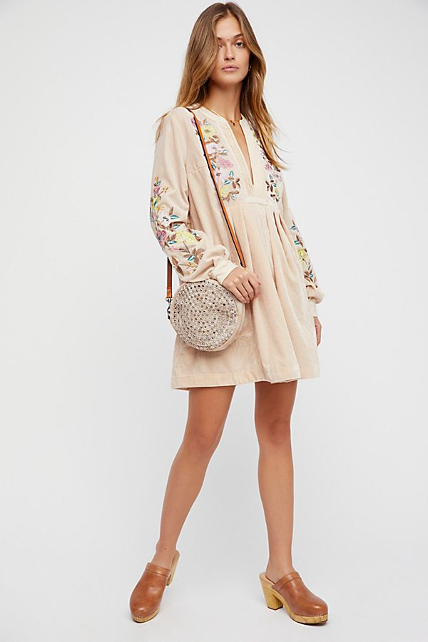Mia Embroidered Dress  0136a38da8