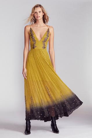 Free people beatrice maxi dress