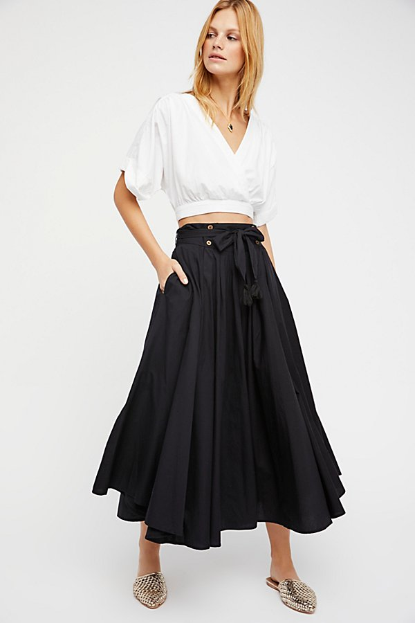 Sunrise Skirt by Endless Summer at Free People