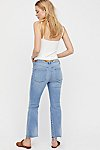 Thumbnail View 2: Belt Out Crop Bootcut Jeans