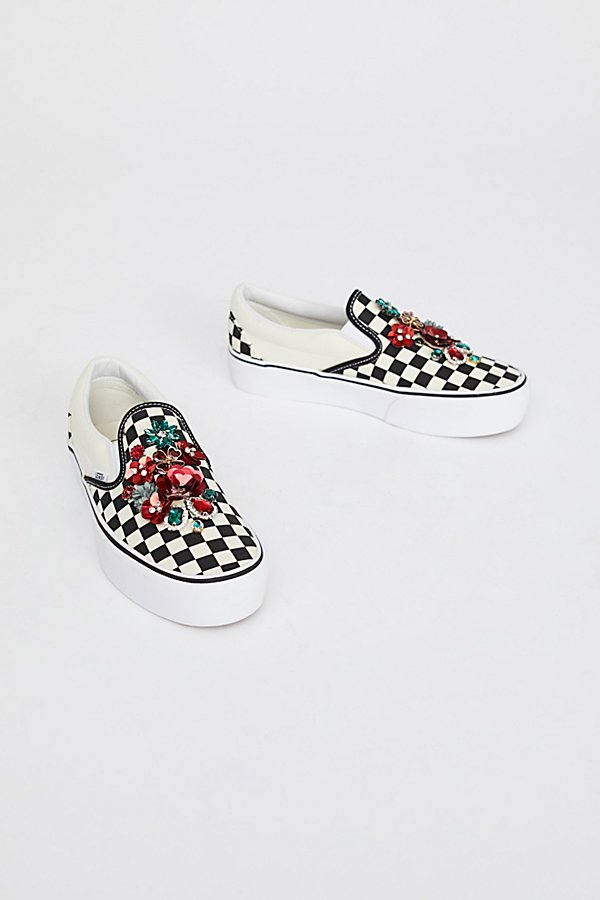 Slide View 2: Lirika Platform Slip On Sneaker