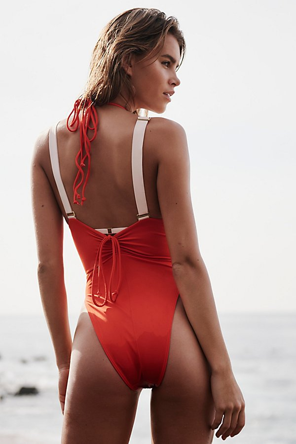 Slide View 2: Get Waisted One-Piece Swimsuit