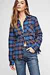 Thumbnail View 1: Axel Plaid Buttondown