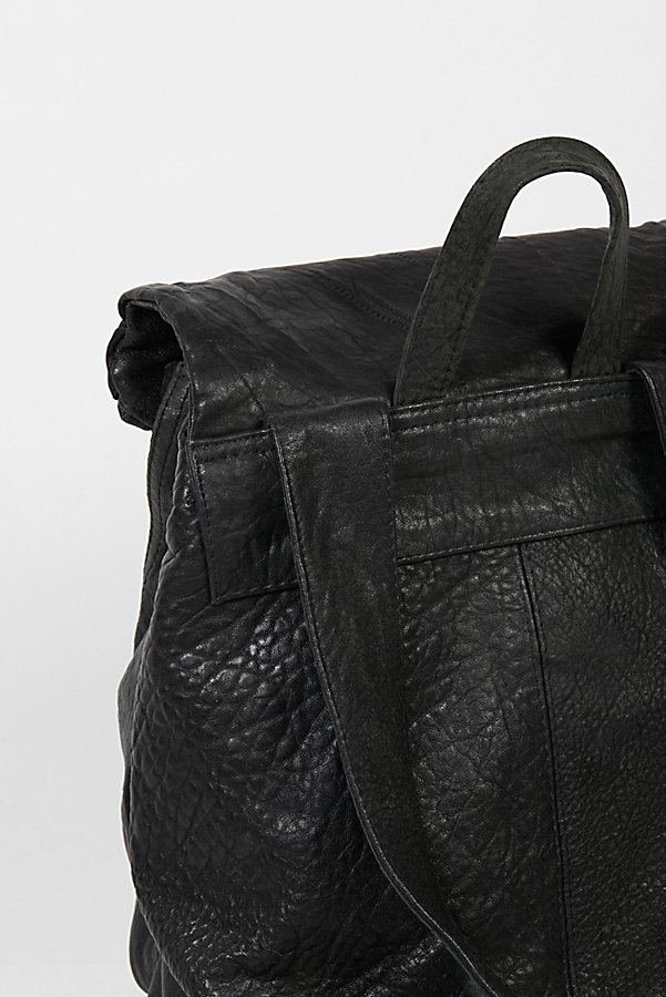 Slide View 6: Bow Leather Backpack