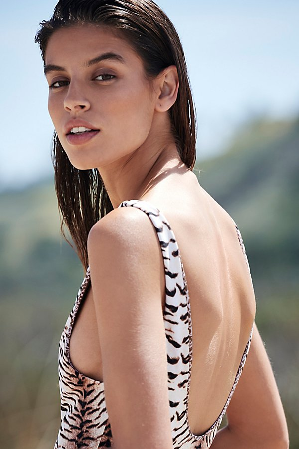 Slide View 3: Palm Springs One-Piece Swimsuit