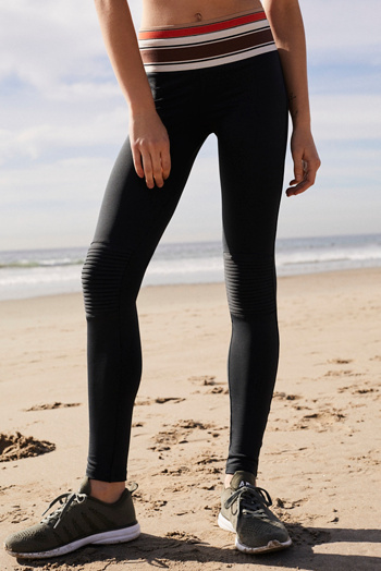 Slide View 1: Moto Legging