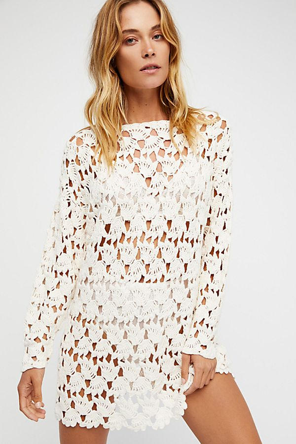 Beautiful Crochet Tunic