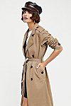 Thumbnail View 1: Dorian Trench Coat