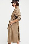Thumbnail View 3: Dorian Trench Coat