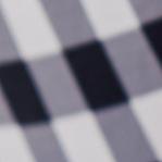 黑色 / 白色条纹布