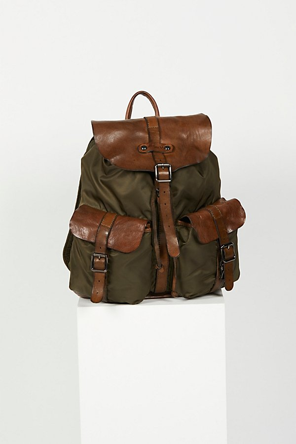 Slide View 2: Parma Distressed Backpack
