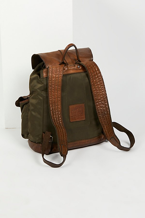 Slide View 4: Parma Distressed Backpack