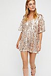 Thumbnail View 2: Sequin T-Shirt Dress