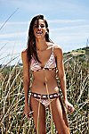 Thumbnail View 1: Exclusive Cloud Dancer Fixed Triangle Bikini Top