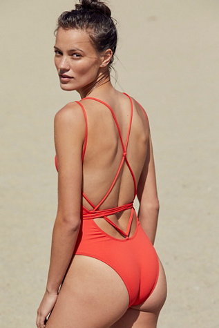 the-escape-one-piece-swimsuit by free-people
