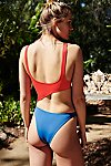 Thumbnail View 2: The Jourdan One-Piece Swimsuit