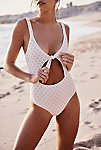 Thumbnail View 3: Gwen One-Piece Swimsuit