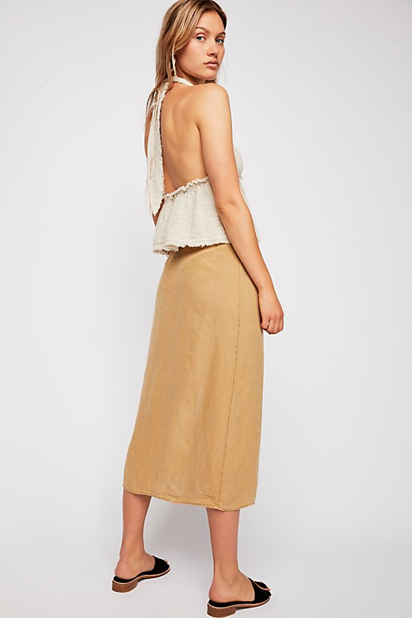 Slide View 2: Roman Holiday Midi Skirt
