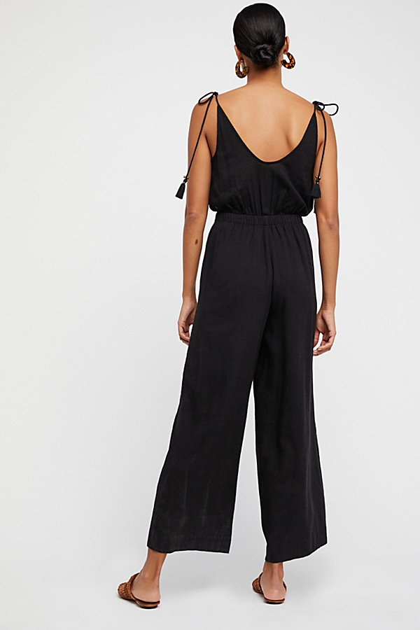 Slide View 2: Two-Timin' Jumpsuit