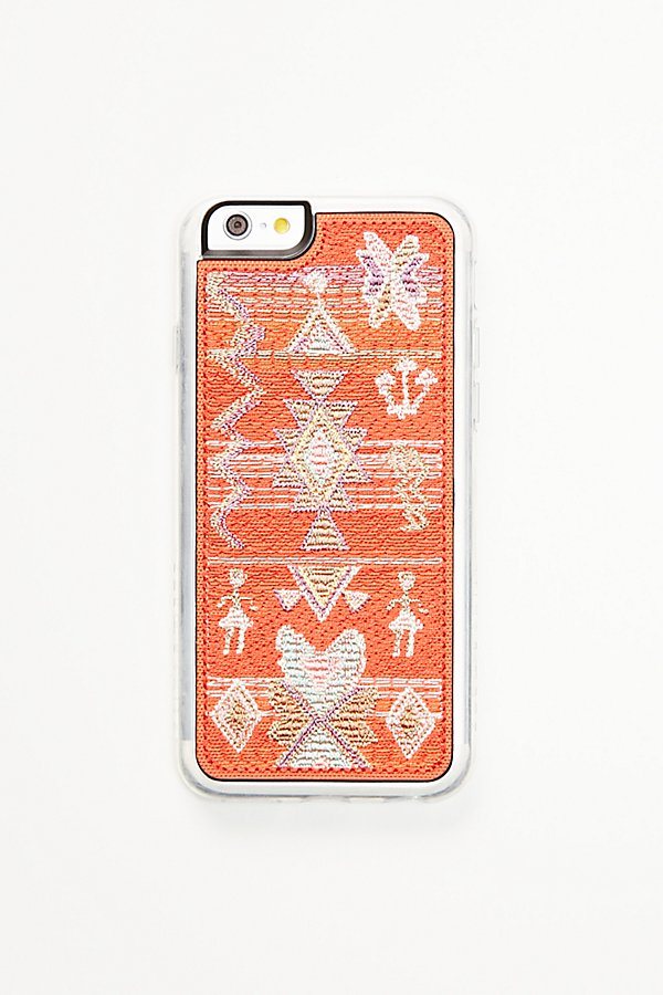 Slide View 2: Wild West Embroidered Case