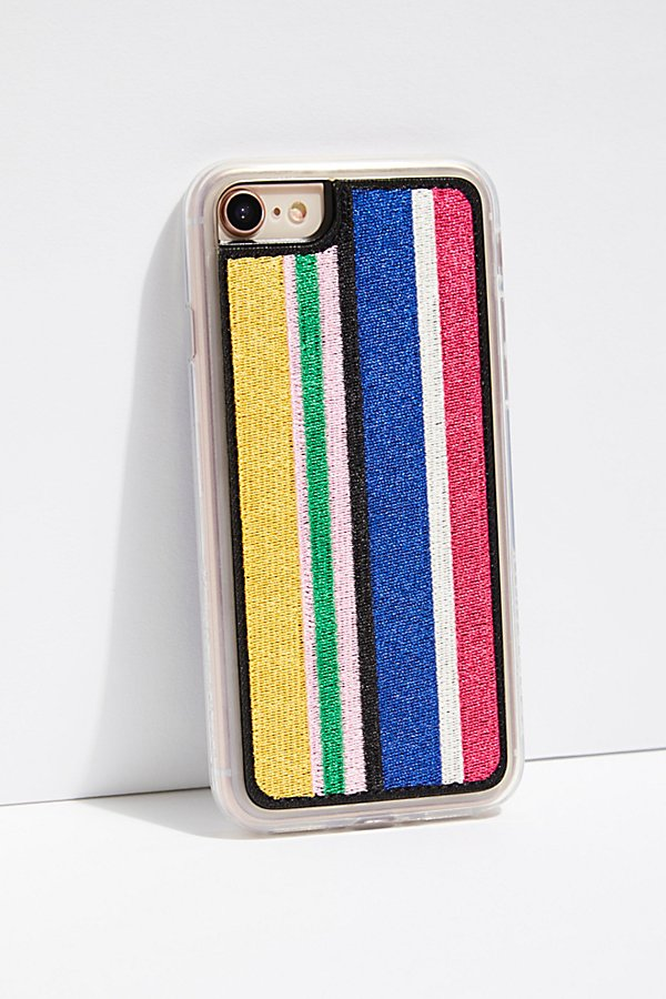 Slide View 1: Wild West Embroidered Case