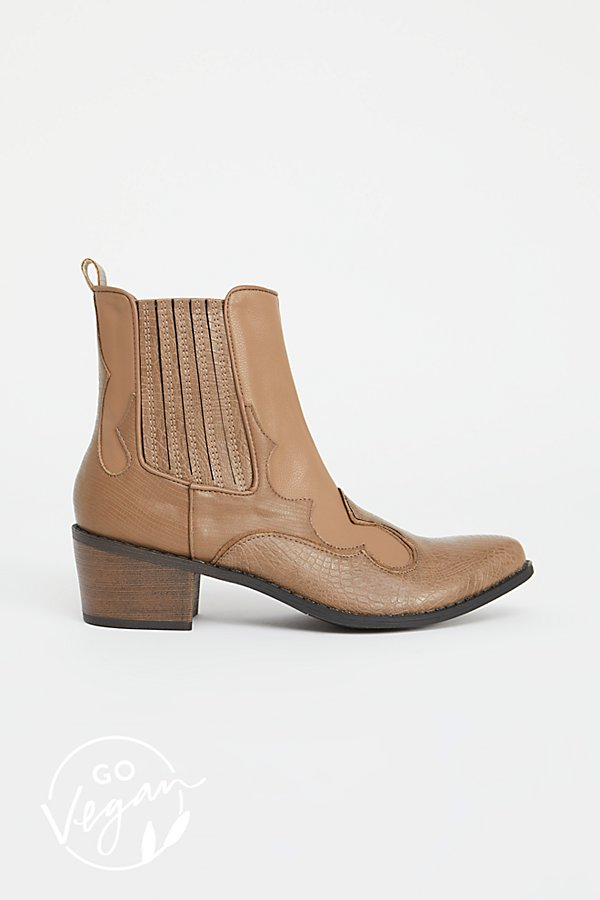 Slide View 1: Vegan Cavalier Boot