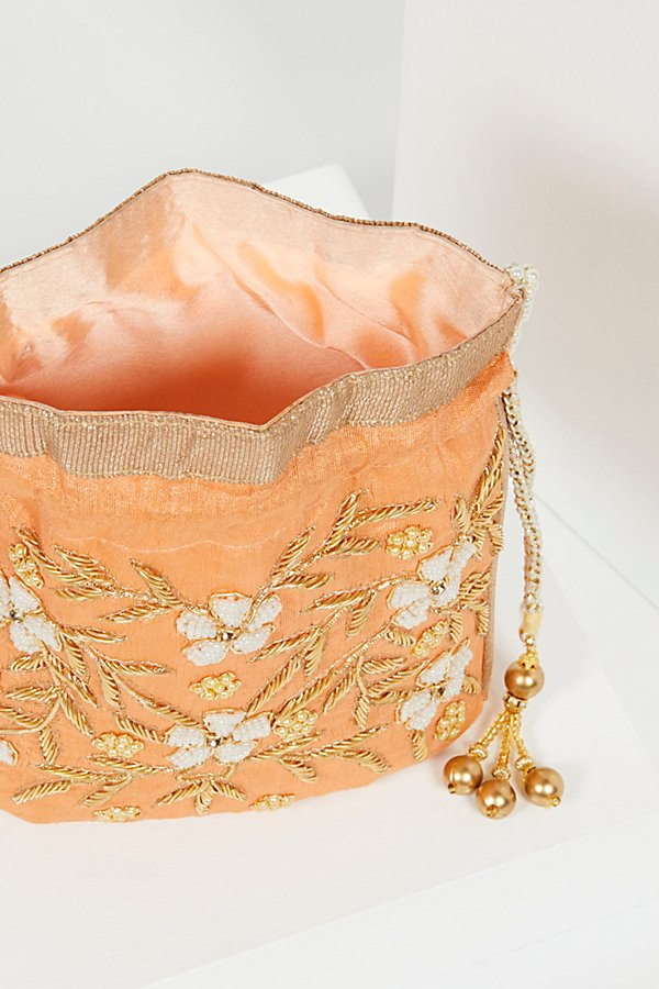 Slide View 6: Bouquet Embellished Clutch