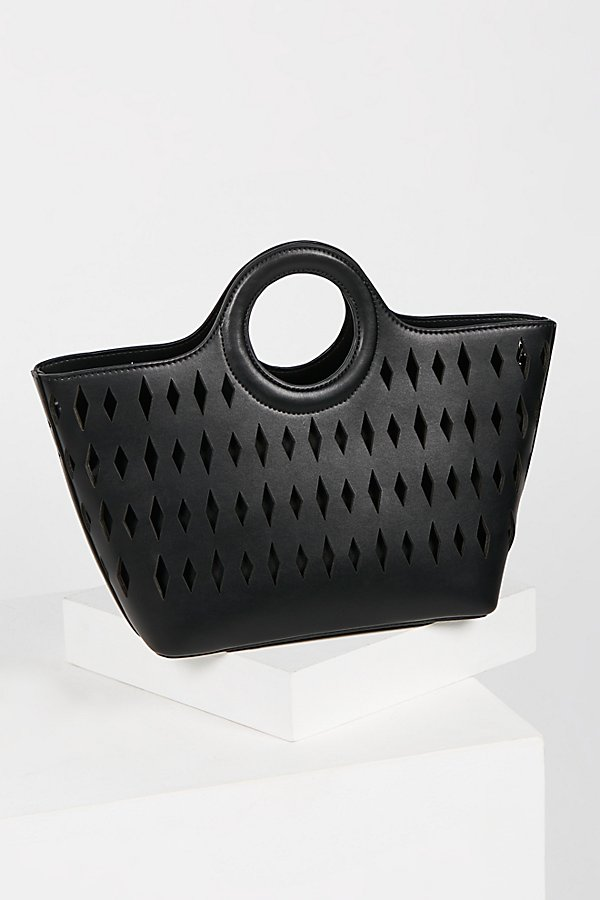 Slide View 4: Cut Out Tote