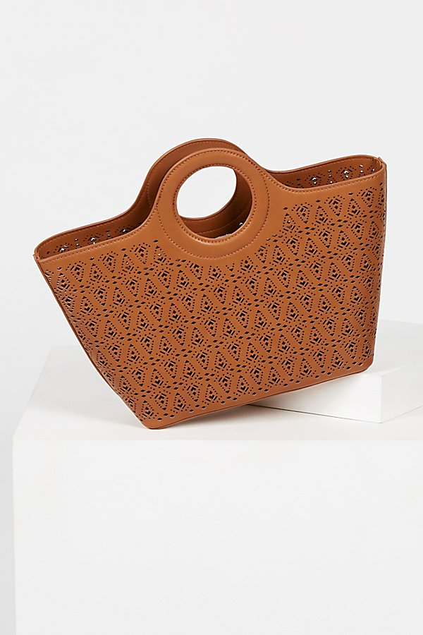 Slide View 7: Cut Out Tote