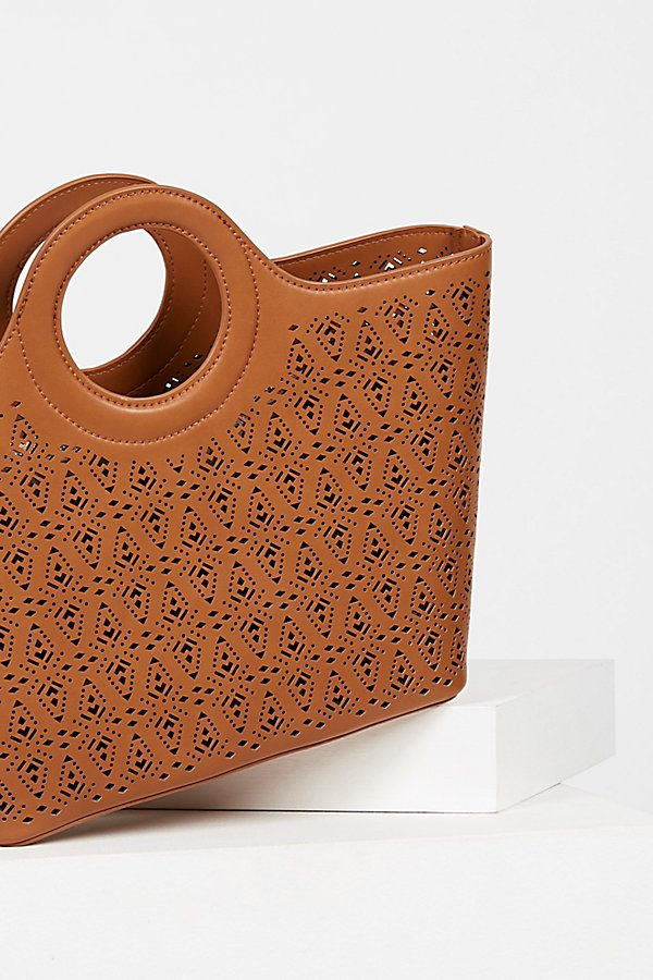 Slide View 8: Cut Out Tote