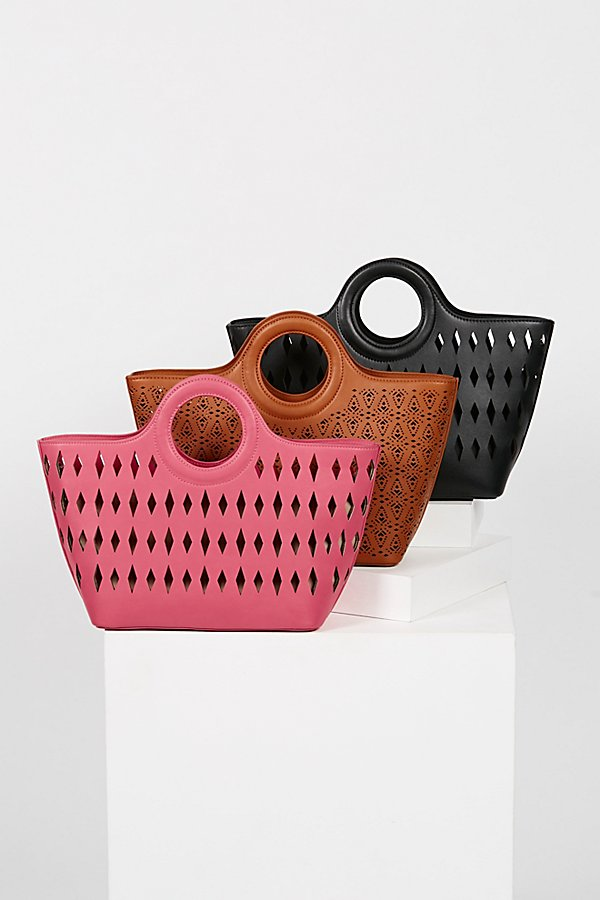 Slide View 1: Cut Out Tote